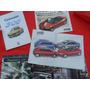 Lote Folleto Peugeot 306 Cabriolet No Manual 1999