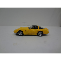 Chevrolet Corvette 1978 1/39 Maisto - Coleccion Top Cars