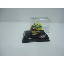 Casco Ayrton Senna 1994 1/8 Para Coleccionar