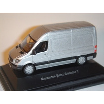 -full- Mercedes Benz Sprinter 2 Gris Schuco 1/87