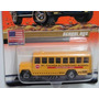 Matchbox School Bus Rocky River Ohio St Thomas Elemtary 2000