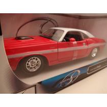 1970 Dodge Challenger R/t Maisto 1/24 Mundial_hobby