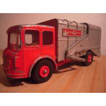 Antiguo Camion Residuos, Matchbox England,king Size,12cm