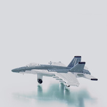 Siku Serie 8- Avión De Combate