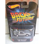 Hotwheels Delorean Volver Al Futuro 3 Mr. Fusion 1:64 Time M