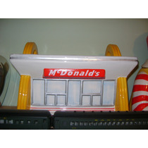 Galletitero Mc.donalds Edificio Cookie Jar