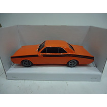 Dodge R/t 1/43 Alucinante Replica A Escala