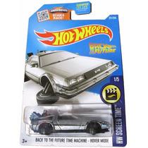 Hot Wheels Volver Al Futuro Time Machine Hover Mode