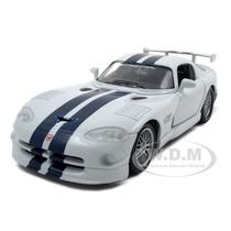 Dodge Viper Gt2 Maisto 1/24 Edición Especial