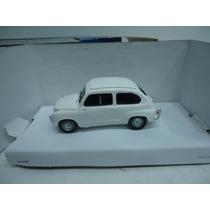 Fiat 600 Bolita 1963 1/43 Hermosa Replica