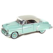 Chevrolet Bel Air 1950 Escala 1:24 Motor Max