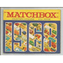 Matchbox / Catalogo / Año 1968 / En U.s.a /