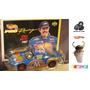 Hot Wheels Kyle Petty Nascar Racing Car Rueda Goma Vikingo45