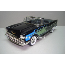 Chevrolet Bel Air 1957 - Hot Rod - Muscle Car - Ertl 1/18