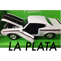 Buik 1970 Coleccion Antiguo Welly Metal Replica La Plata
