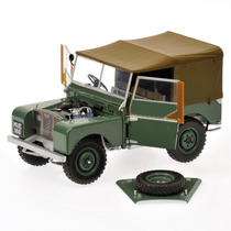 Land Rover Jeep 1948 1/18 Minichamps