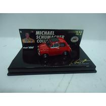 Fiat 500 Michael Schumacher Collection 1/64 Minichamps