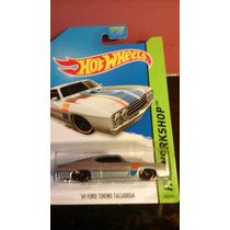 Hot Wheels Ford Torino 69 1/64 Coleccion- Juguetes Devoto