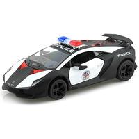 Auto De Colección Lamborghini Sesto Elemento Policia