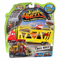 Trash Wheels Camion Mosquito Jugueteria Wally Vulcanita
