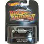 Auto Hot Wheels Time Machine Hover Mode 2 Volver Al Futuro 2