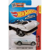 Hot Wheels Corvette Rapido Y Furioso Juguetería El Pehuén