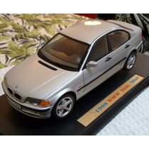 Auto Welly Esc 1/18 Bmw 328i 1998 Retro Coleccion