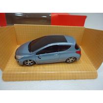 Peugeot 308 1/43 Alucinante Replica