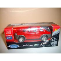 Autito De Coleccion Nuevo-land Rover- Esc 1:60 Welly En Caja