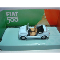 Fiat 500 Ghia Jolly Descapotable 1/43 Mondo Motors