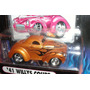 1941 Willys Coupe Exclusivo Muscle Machines 1/64