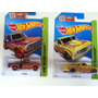 Lote De 2 Hot Wheels - Camionetas - Dodge 70 - Chevy 67