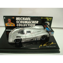 Mercedes Benz Sauber Michael Schumacher 1/64 Minichamps