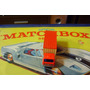 Matchbox England Mercedes Benz Container Truck Nº 42