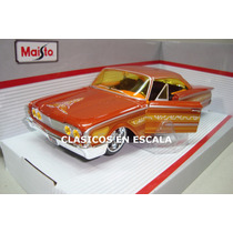 Ford Starliner 1960 - Clasico Lowrider Tuning - Maisto 1/24