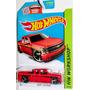 Auto Hot Wheels Chevy Silverado Pick Up Camioneta Truck Retr