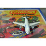 Matchbox China Avion A300b-airbus Linea Lufthansa
