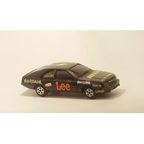 Buby Renault Fuego Tc 2000 Traverso Auto Antiguo Juguete