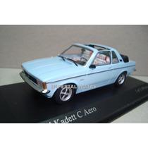 Opel Kadett C Aero - Minichamps 1/43