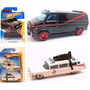 Hot Wheels Brigada A A Team & Cazafantasmas Solo Envios