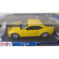 Maisto - Chevrolet Camaro Ss Rs (2010) Bublebee - Esc 1:18