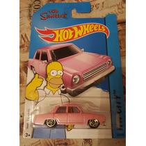 Hot Wheels The Simpsons Family Car Homero