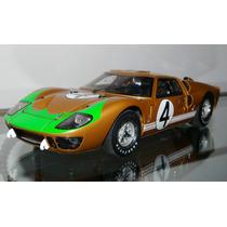 Ford Gt 40 Mk Il Hawkins/donohue Le Mans 1966 Exoto 1/18