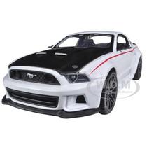 Ford Mustang Street Racer 2014 Maisto 1/24 Edición Especial