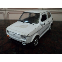 Automovil Welly Fiat 126 P