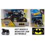 Hot Wheels Batimovil Batmobile Monster Jam Solo Envios