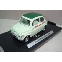 Fiat 500 Abarath Record 1958 - Brumm 1/43