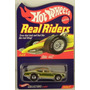 Hot Wheels Olds 442 Car Real Riders Red Lines Solo Envios