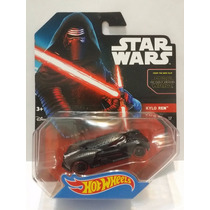 Hot Wheels Star Wars Varios Kylo Ren O Darth Vader- Luke-