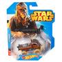 Hot Wheels Star Wars Chewbacca Escala 1:64
